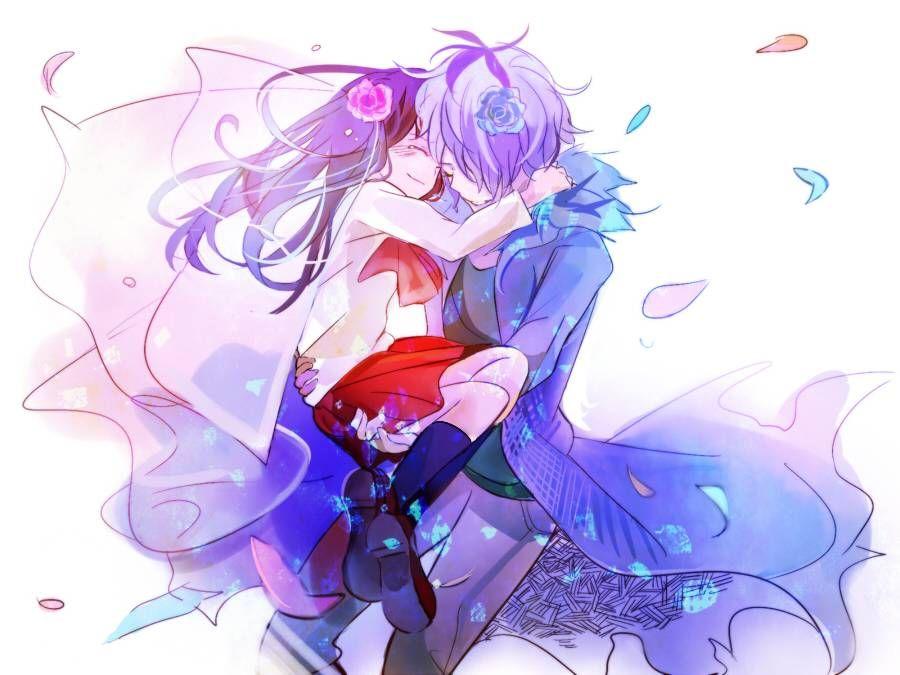 anime couple cute Tìm với Google anime couple
