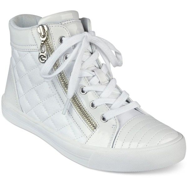 G by Guess Orily Quilted High-Top
