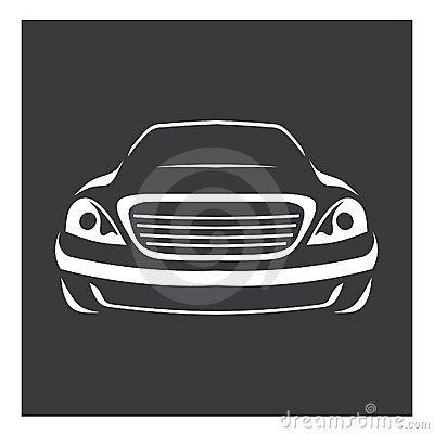 Logo Luxury Car Icon Style Illustration Logo In Dreamstime