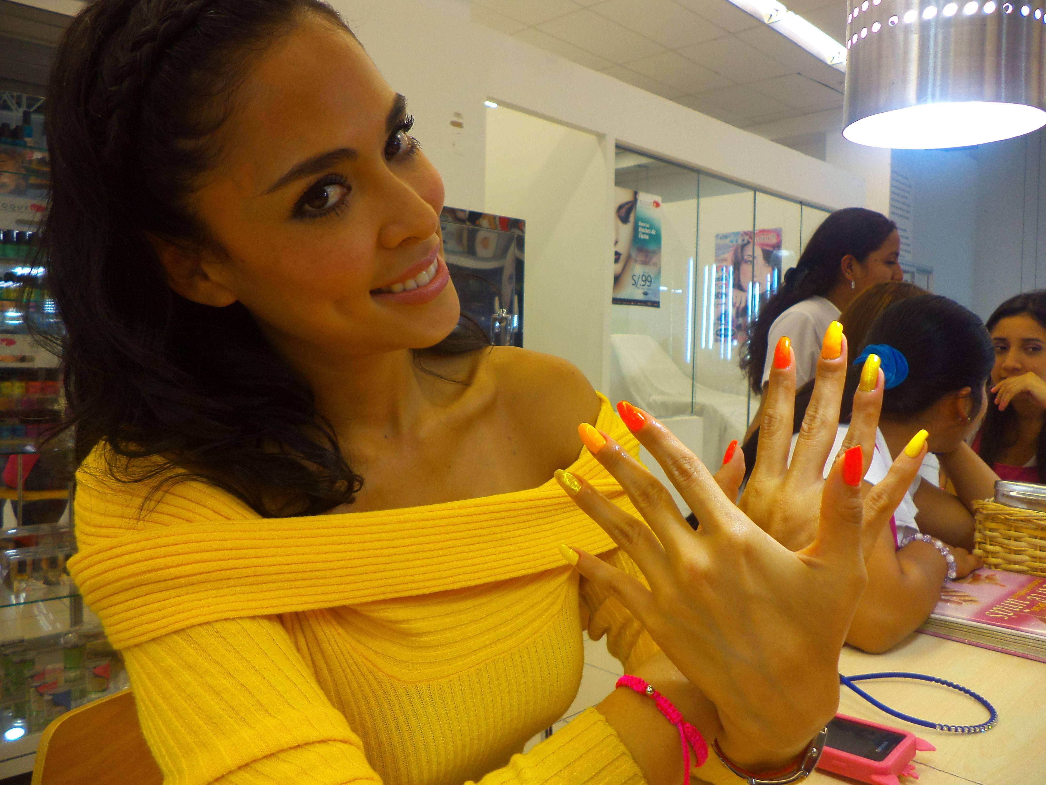 Qué lindas uñas!!!