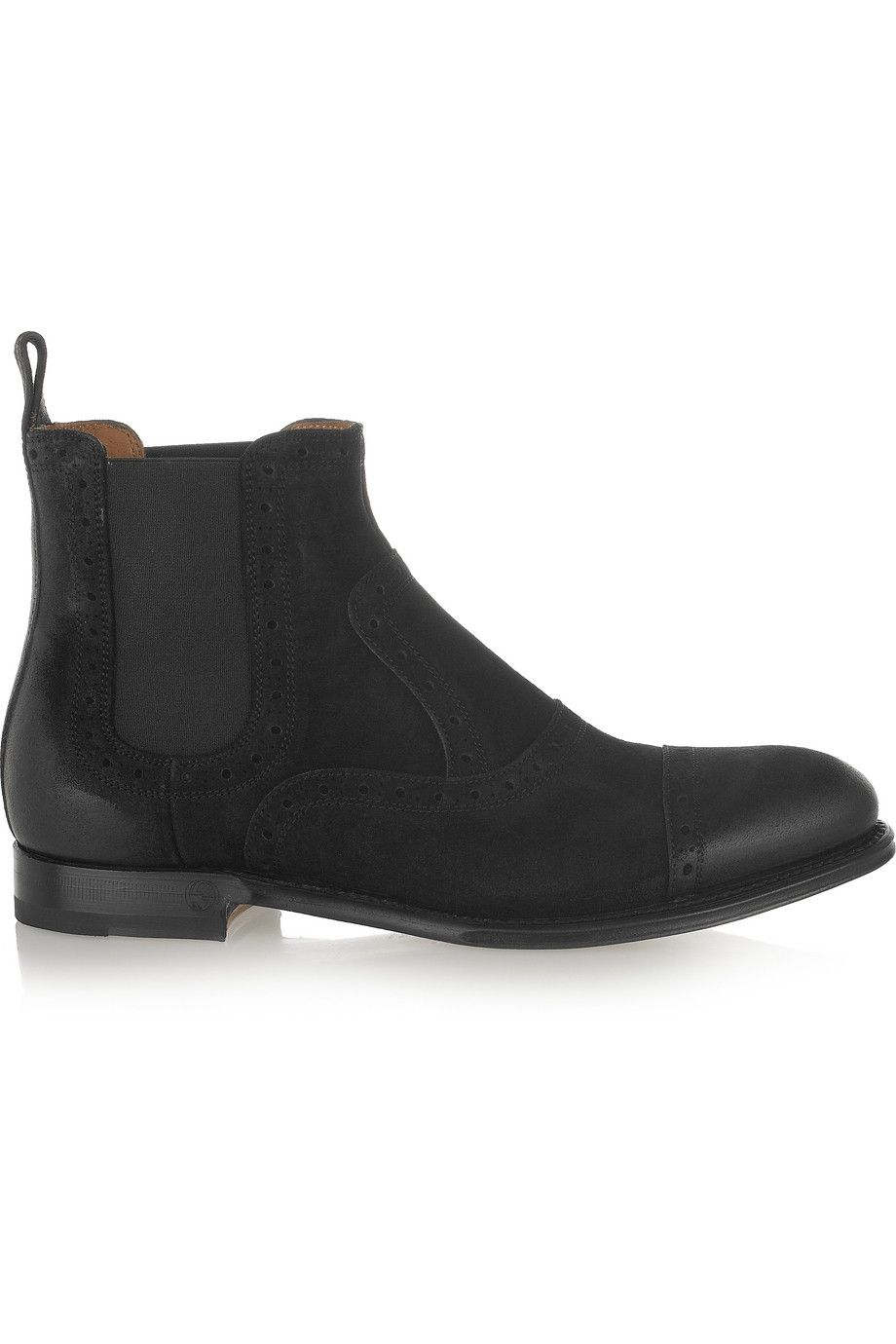 d9z6zHPUzX Black Suede Chelsea Boots 8aFZZkDR