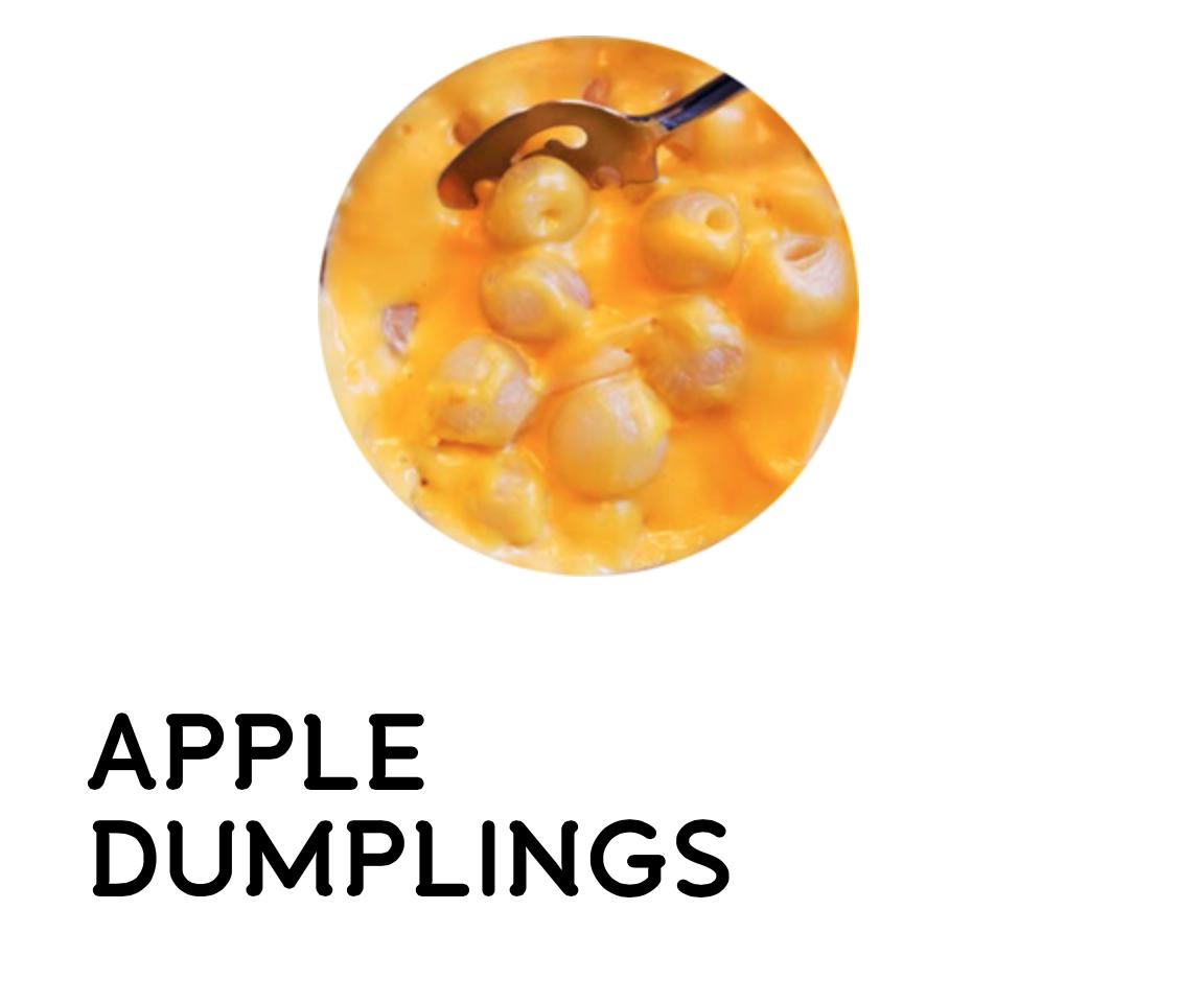 Christina Tosi's Apple Dumplings (part 1 of 3)