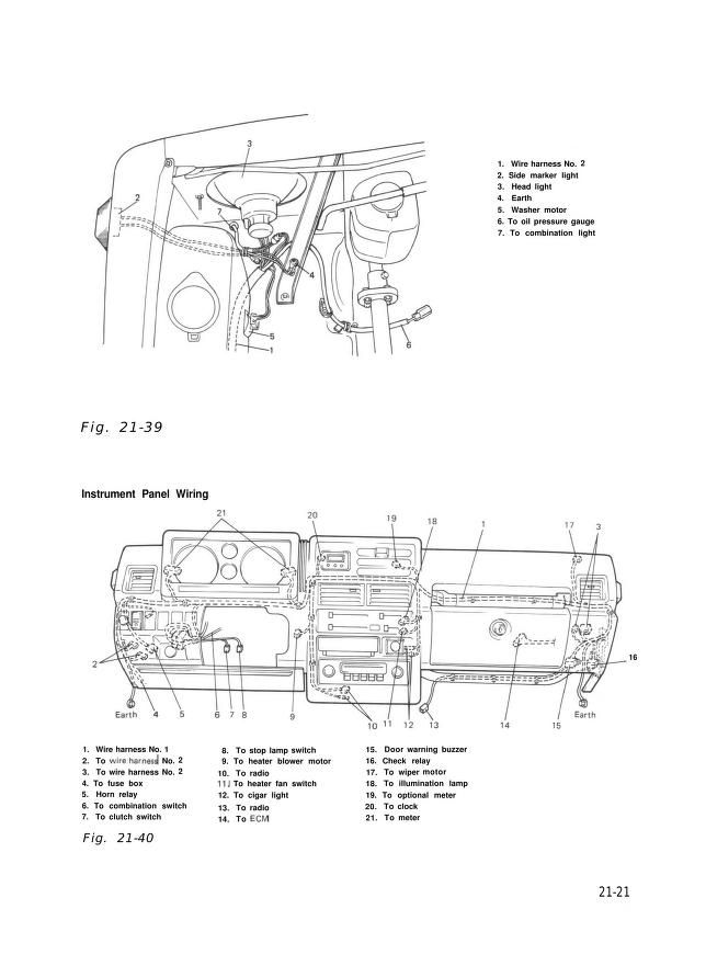 1986 1988 Suzuki Samurai Factory Service Manual Suzuki Samurai Manual Samurai