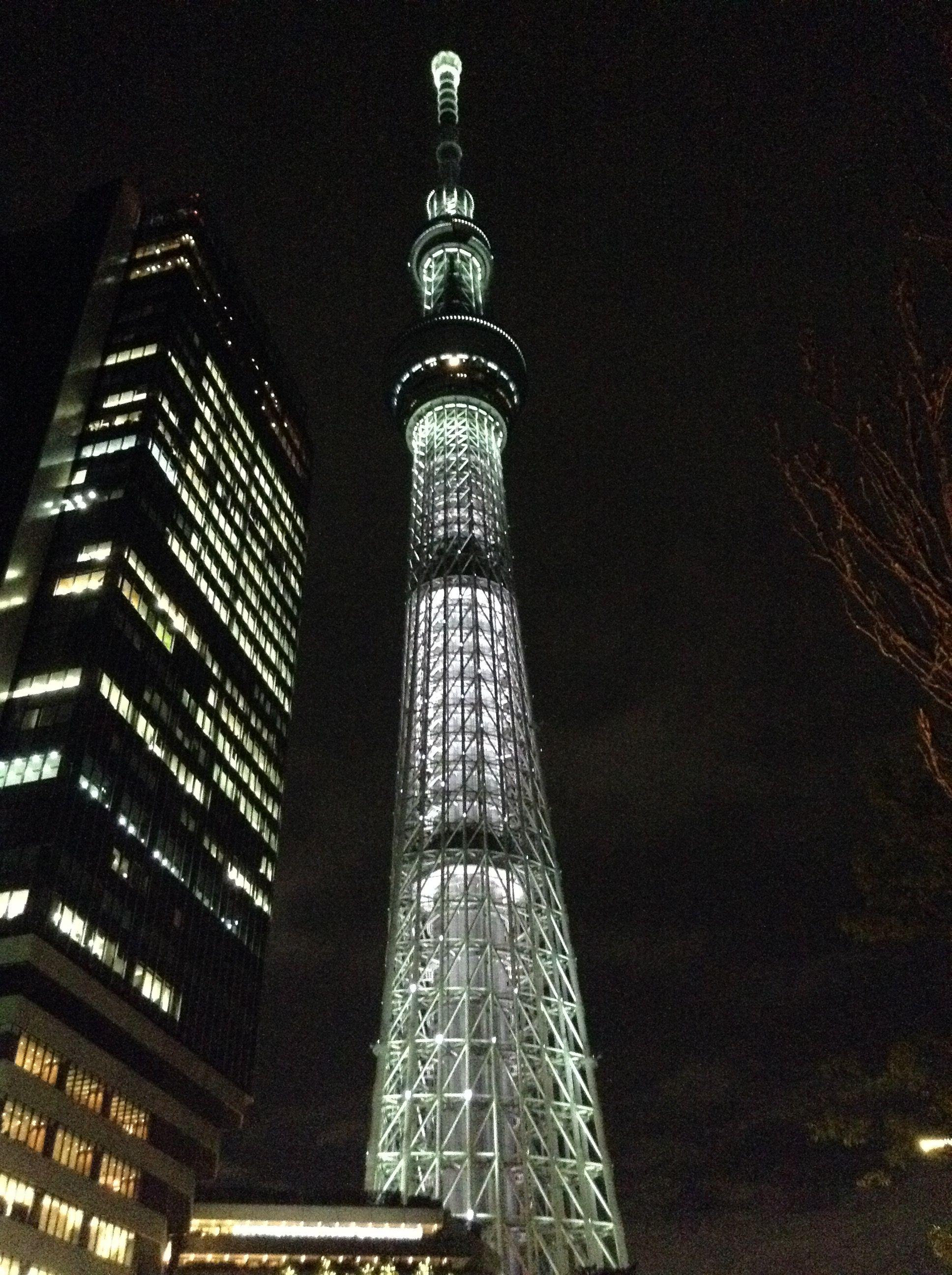 東京 スカイツリー