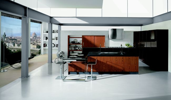 16 Contemporary Kitchen Designs U2013 Contempora Kitchens By Aster Cucine : 16 Modern  Kitchen Designs Contempora Design Inspirations