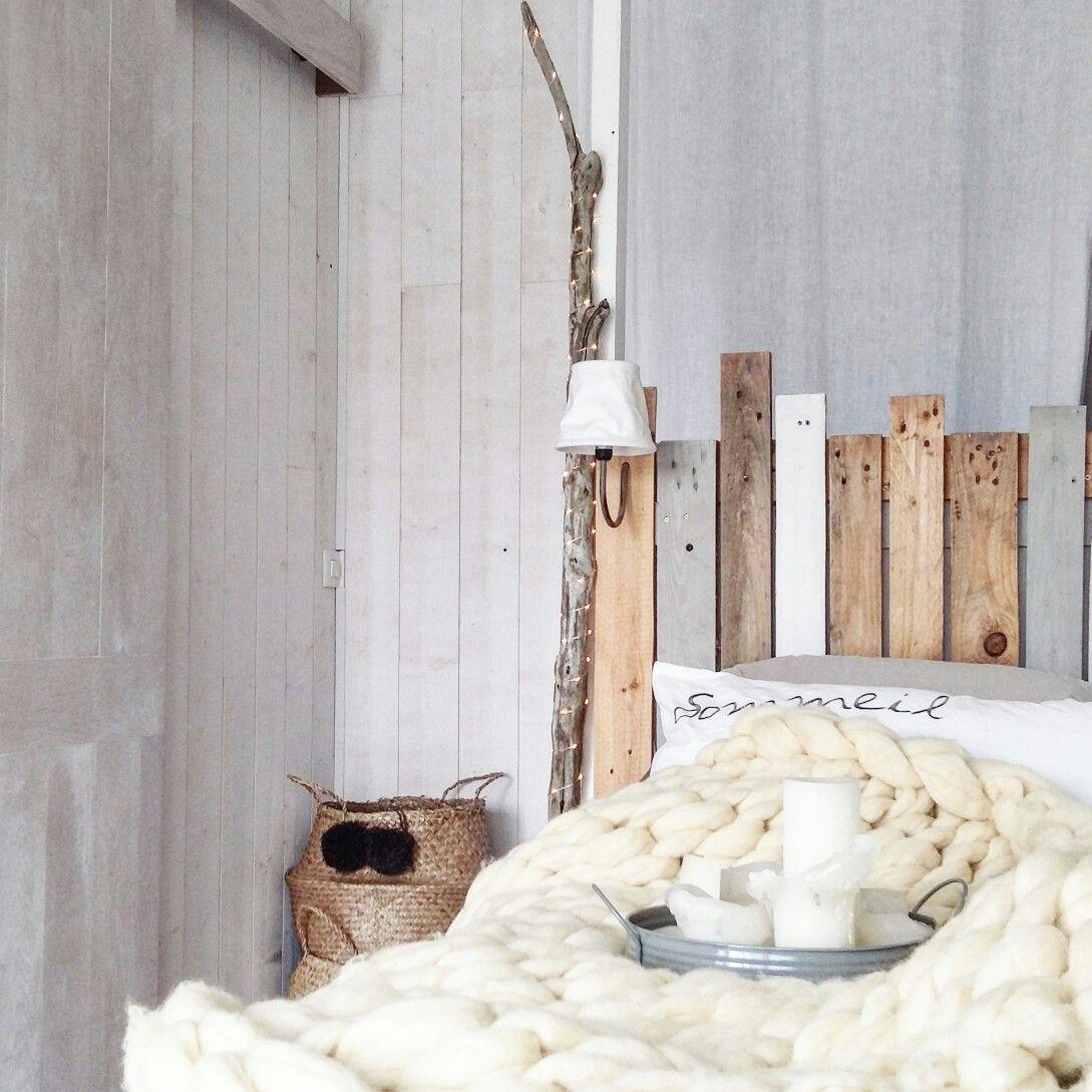 Beautiful Chambre Esprit Bois Flotte Gallery - Home Decor Tips ...