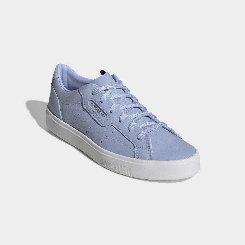adidas Sleek Shoes - Blue | adidas US