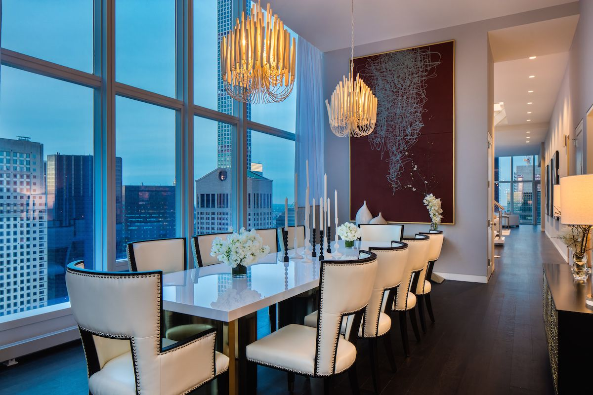 After 3 years, Baccarat Residences' Penthouse Sells for $42.55 Million - Mansion Global
