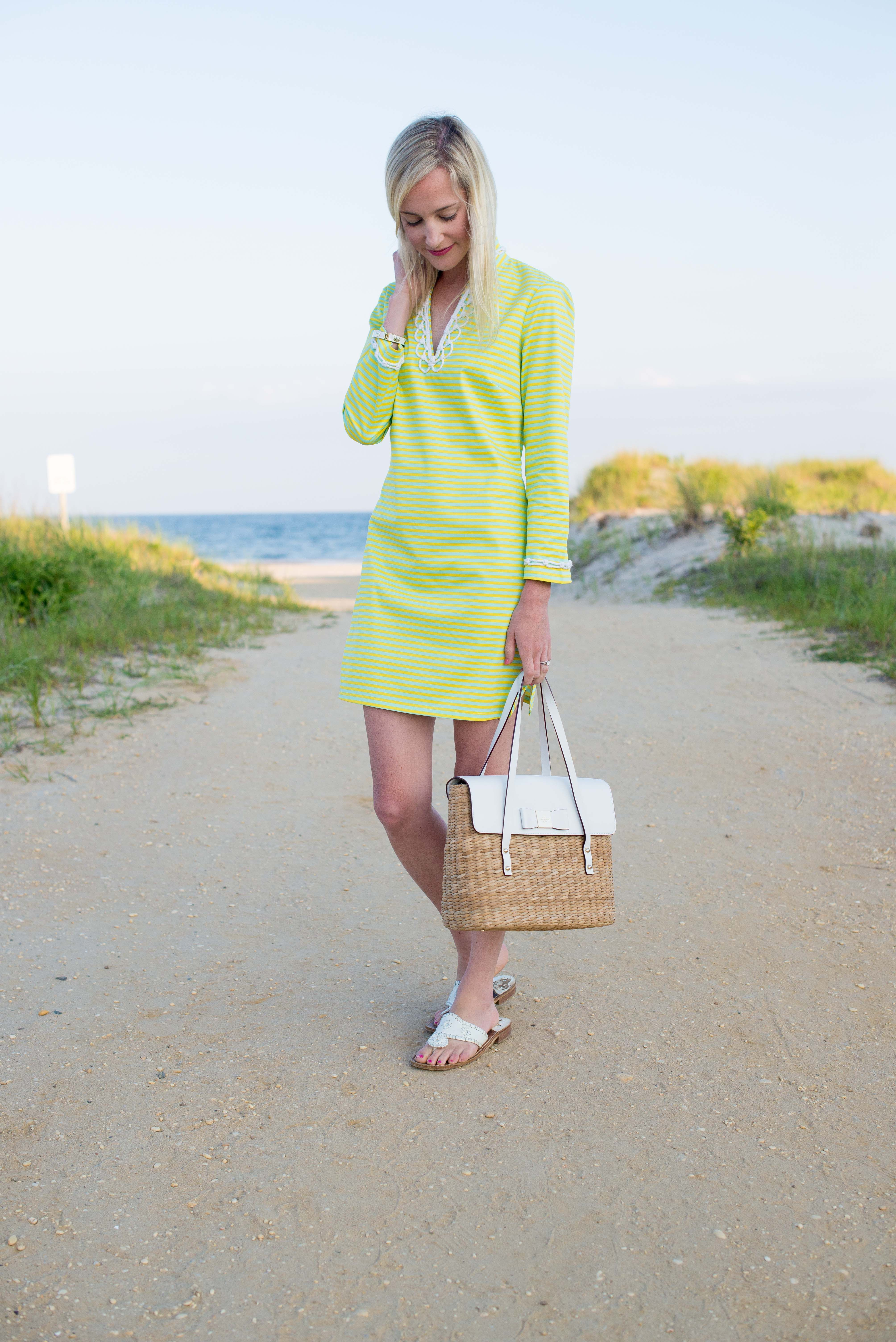 0ee64df8e88 Sail to Sable Tunics on the Jersey Shore. The JerseyJack Rogers SandalsPearl  ...