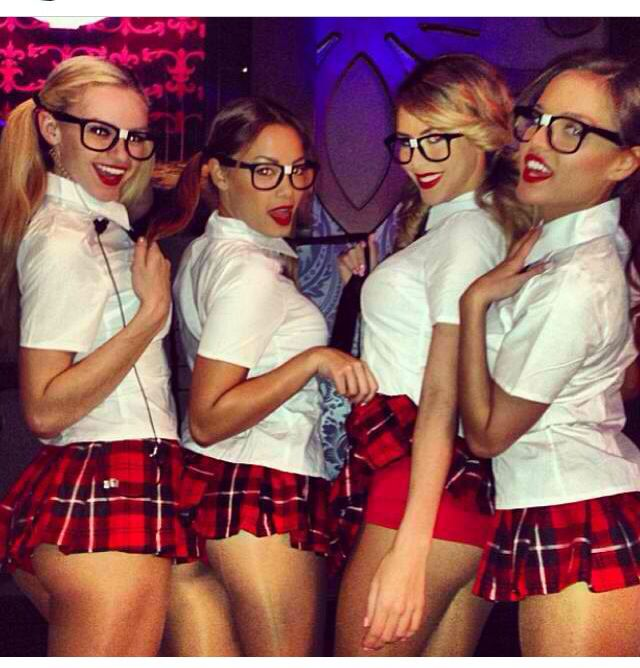 Cute Group Costume