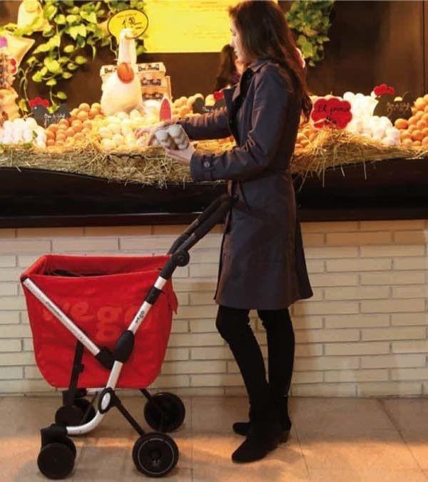We Go Viral: Playmarket Mandarine We Go Shopping Trolley By Playmarket
