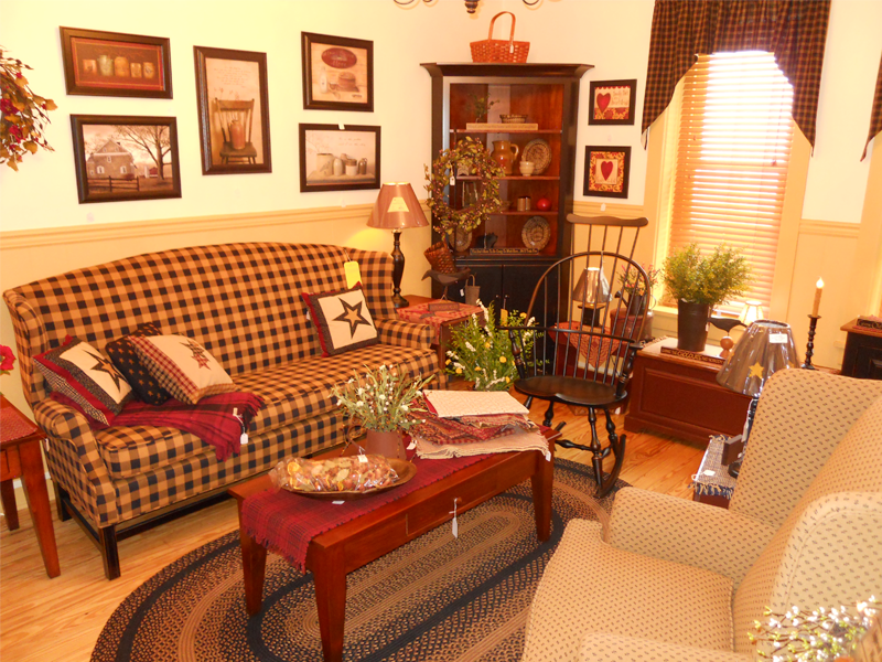 kreamer bros carries a wide variety of country furniture