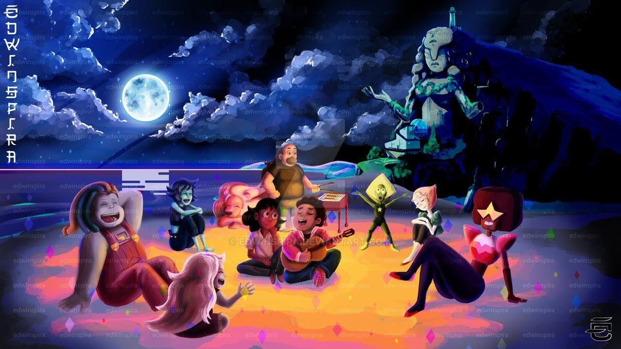 Steven Universe Future by edwinspira on DeviantArt