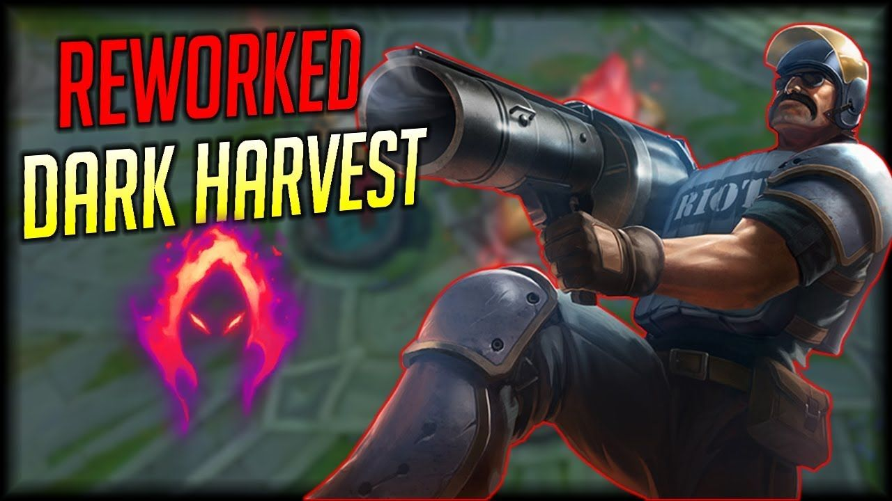 New Broken Dark Harvest Rework Graves Top Gameplay Graves Vs Vladimi Reworked Gameplay League Of Legends Use the highest win rate core & situational items to rank up now! broken dark harvest rework graves top