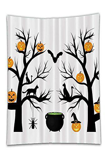 Chaoran Tablecloth Halloween Decoration Spooky Jack O Lantern - halloween decoration kids