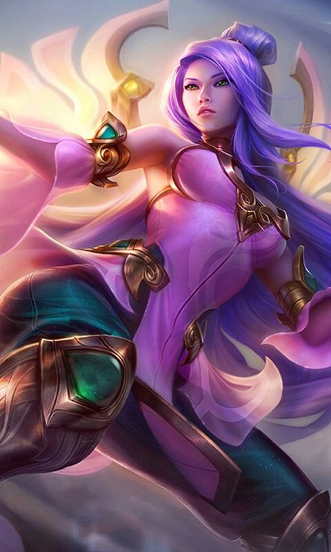 League Of Legends Mobile Characters