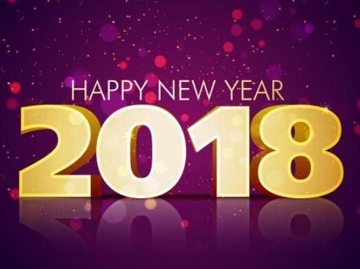 Happy New Year Whatsapp DP 2018