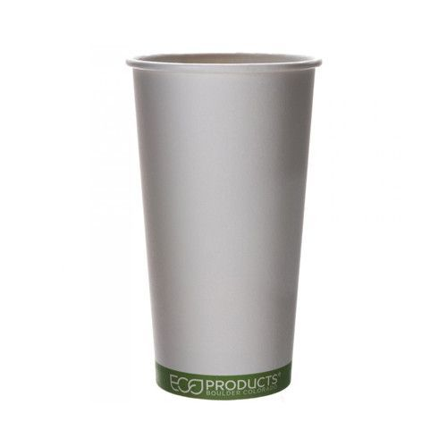 Eco-Products 20 oz GreenStripe Hot Cup - Case of 1000