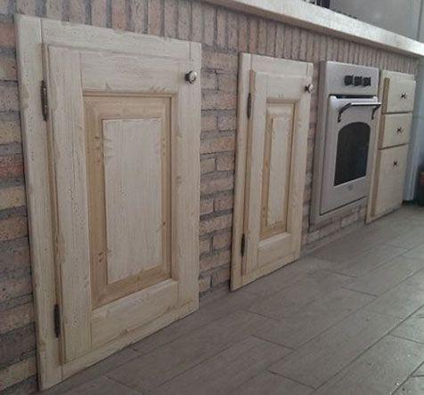 Ante Cucina Muratura Ante Cucina Effetto Cemento | Interni ...