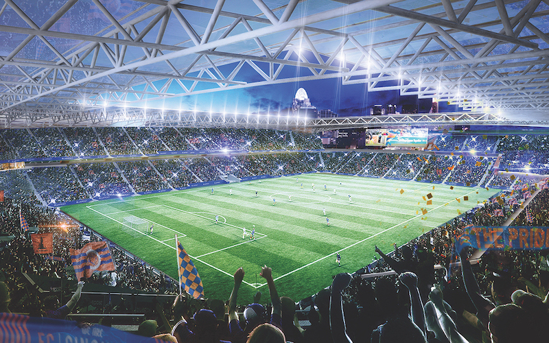 The Soccer Specific Stadium Boom Continues Trends That Keep Fans Coming Back For More Alsd In 2020 Soccer Specific Stadium Soccer Stadium