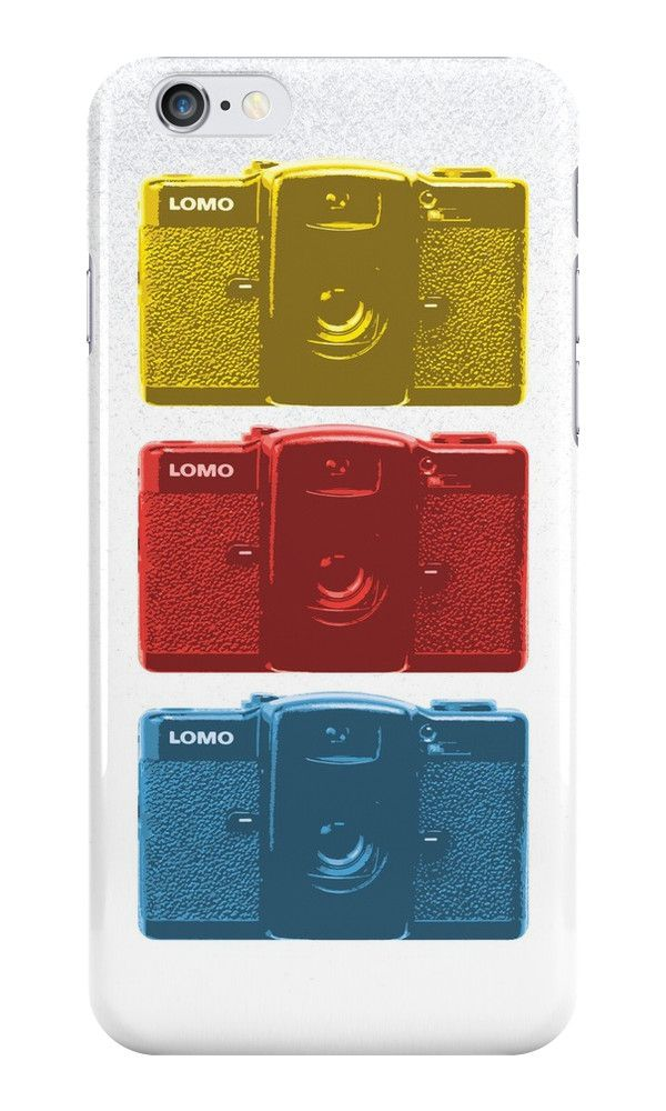 """""""Lomo vintage camera pattern"""" iPhone Cases & Skins by opul 