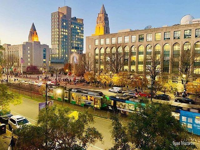 reasons to go to boston university