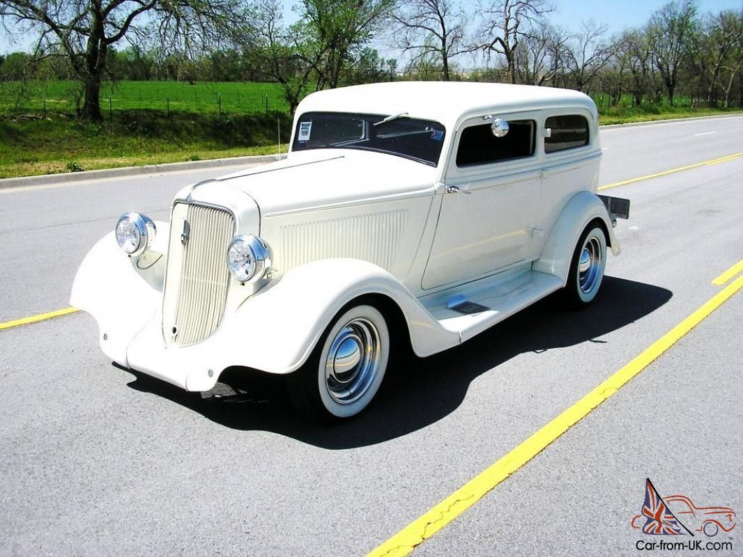 1934 Plymouth | 1934 PLYMOUTH CUSTOM CLASSIC SELL-TRD SHOW CAR ...