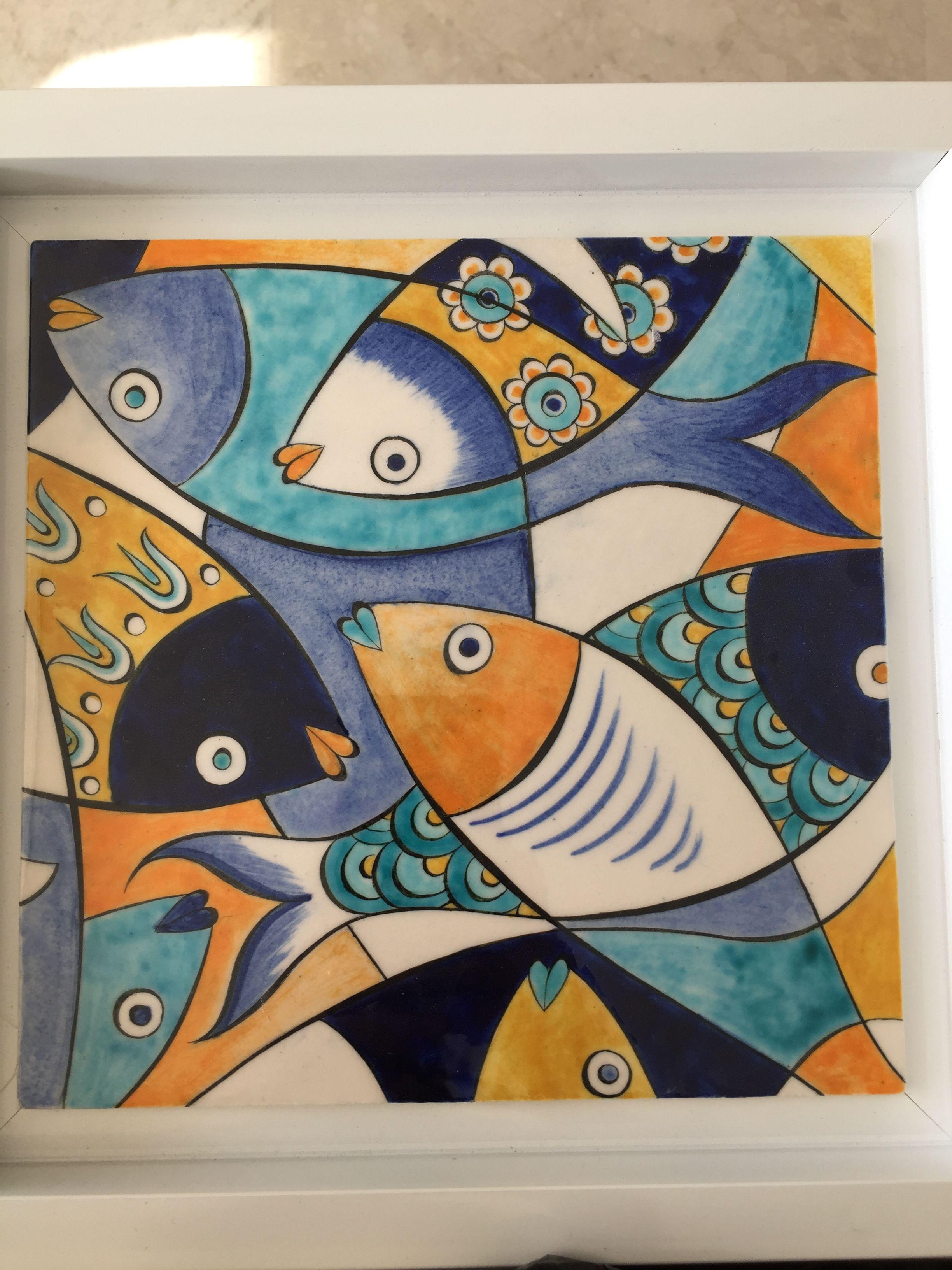 Pin von Laura auf ceramiche | Pinterest | Fische, Tonprojekte und ...