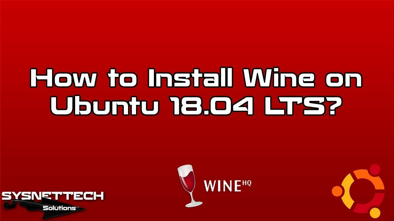 Pin by SYSNETTECH Solutions on Linux | Wine, Linux, Windows