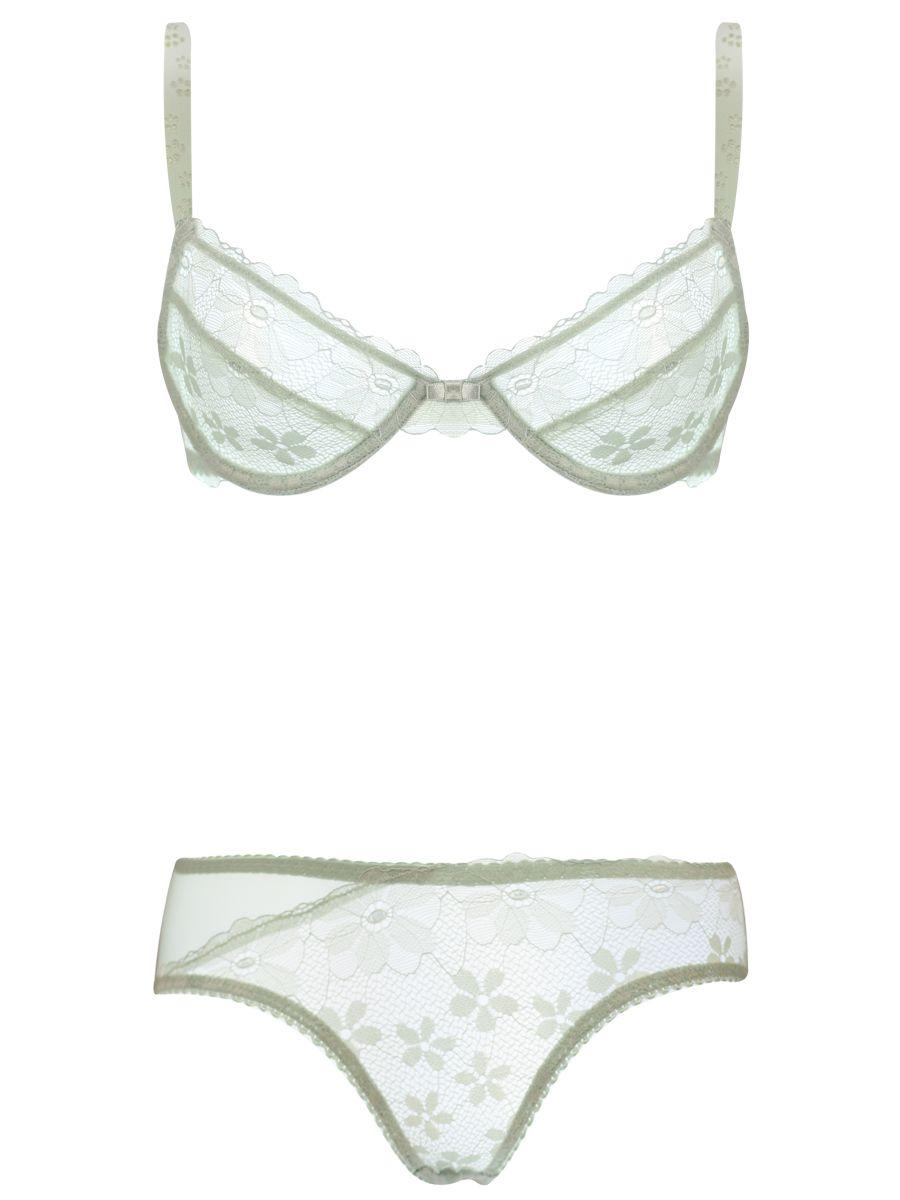 d8de91c54b Burvogue Plus Size Women Transparent Lace Bra Sets Lingerie Wholesale