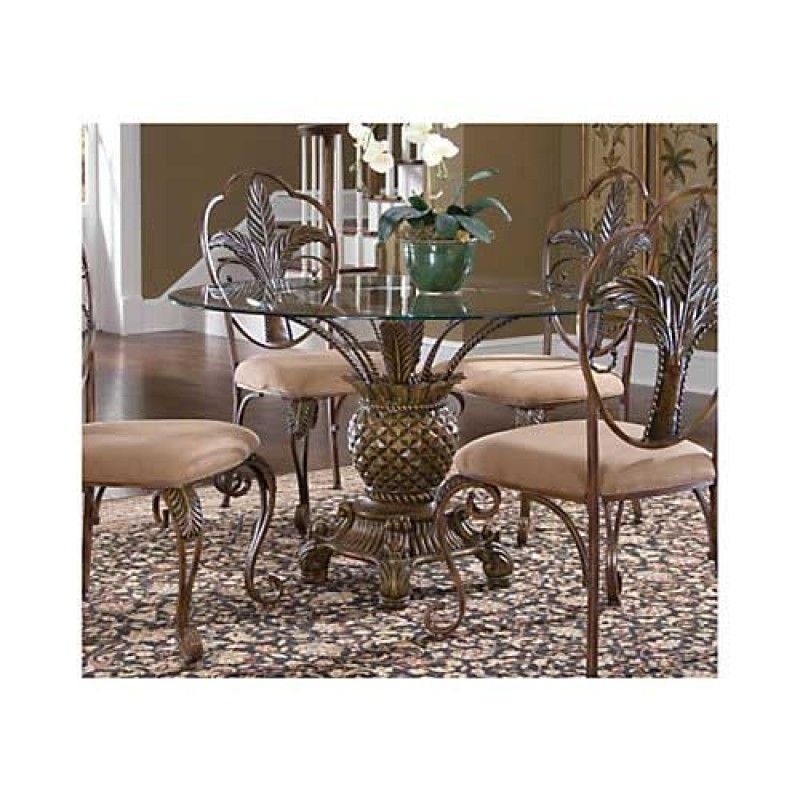 Largo Pina Colada Dining Table La D1152 30b 000 19 Round Dining