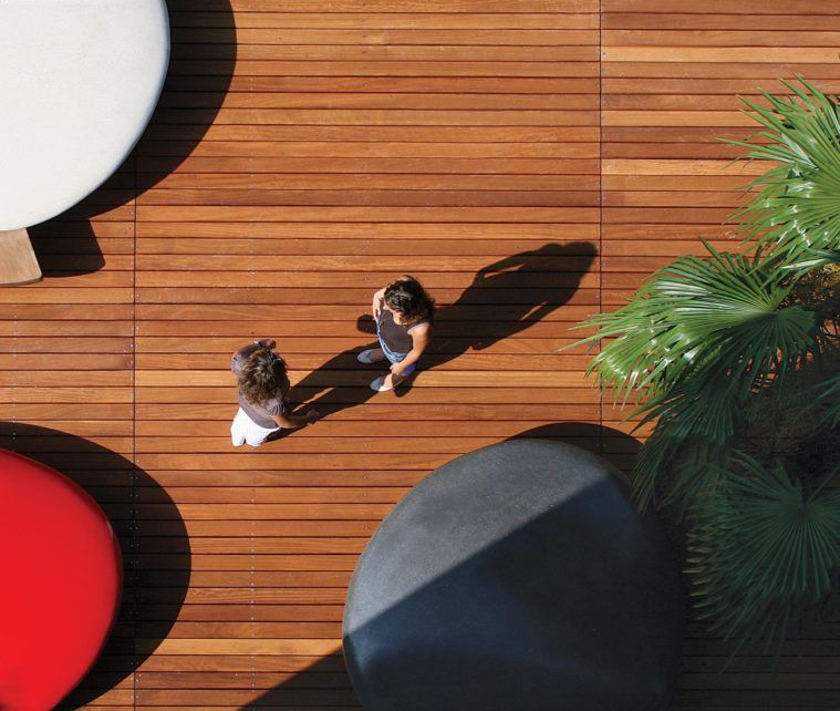 Pin by Samantha Shui on furnishing Deck garden, Outdoor