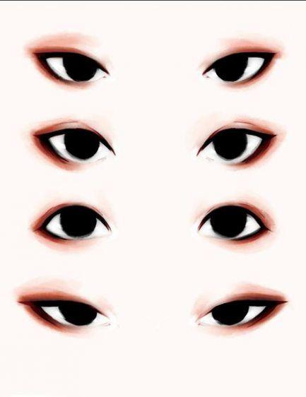20 Trendy Eye Korean Draw Eye Eye Drawing Drawings Drawing Tips