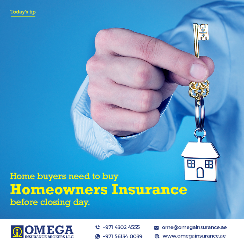 Secure your most critical asset! A home owner's insurance