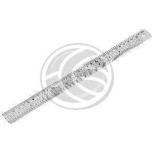 Regla de acero inoxidable de 250mm de herramientas Tolsen  www.cablematic.es/producto/Regla-de-acero-inoxidable-de-250mm-de-herramientas-Tolsen/