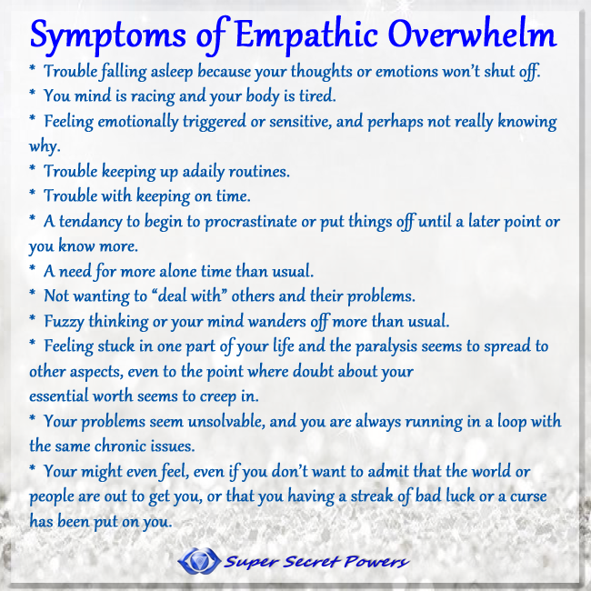 how to know if your empathic