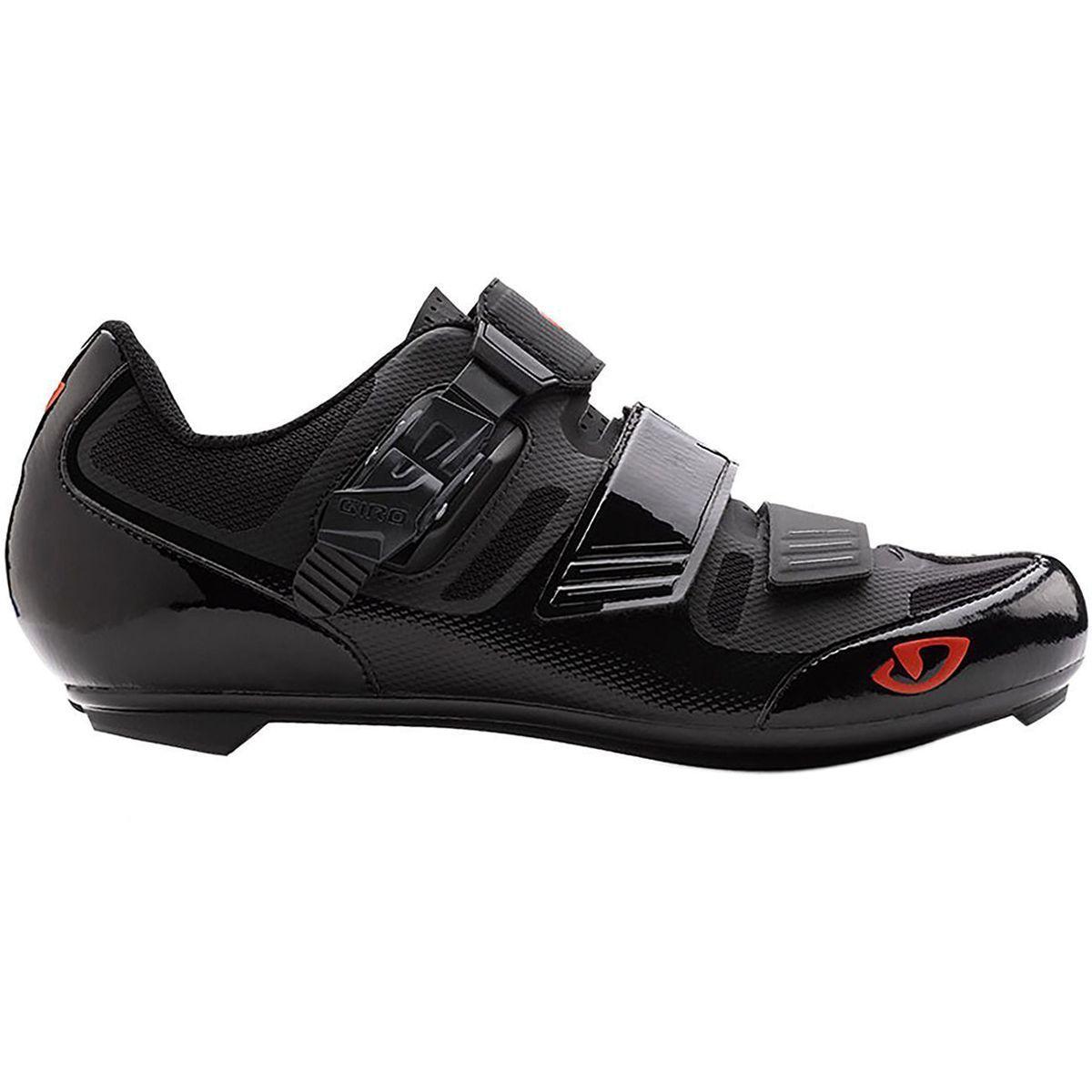Giro Apeckx Ii Shoe Black Bright Red 39 5 Cycling Shoes Men
