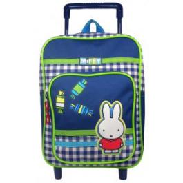4b810277928 Kindertrolley / rugzak Nijntje Sweet & Cool blauw. Mooie kindertrolley van  nijntje voor jongens.