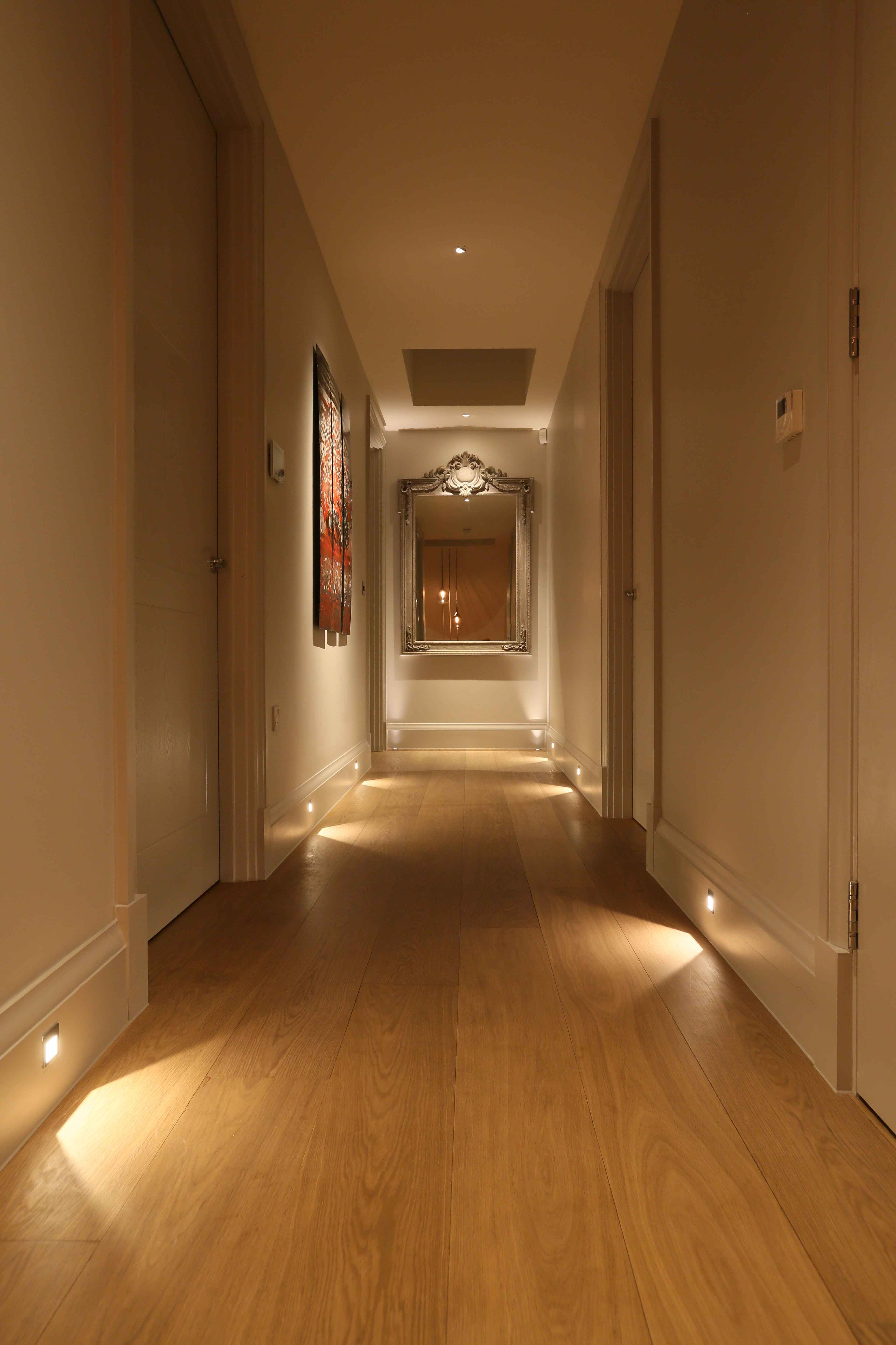 Lighting Basement Washroom Stairs: Corridor And Stair Lighting By John Cullen