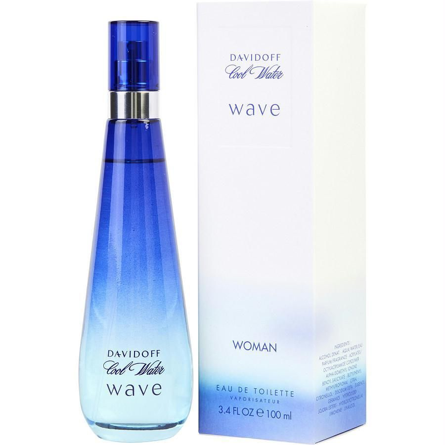 Cool Water Wave By Davidoff Edt Spray 3 4 Oz | Products