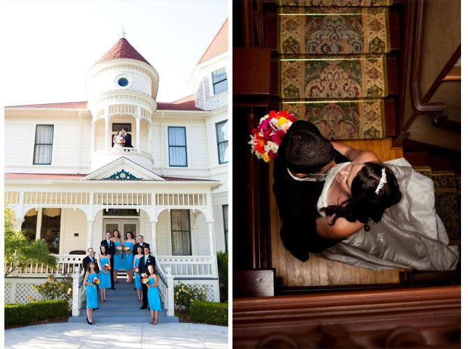 Southern California wedding venues on I Do Venues - Camarillo Ranch shot by Nicole Angelo Photography #wedding #venue