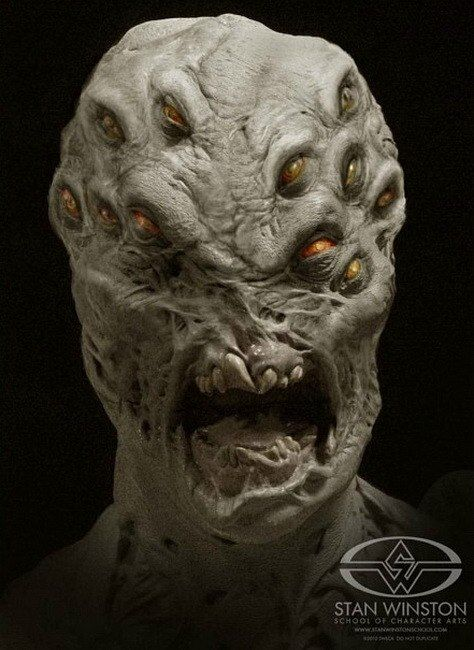 Pin by Shane Saucedo on Monsters & such in 2019 | Alien
