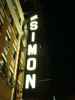 Neil Simon Theatre Neil Simon Theatre Biloxi Blues Theatre