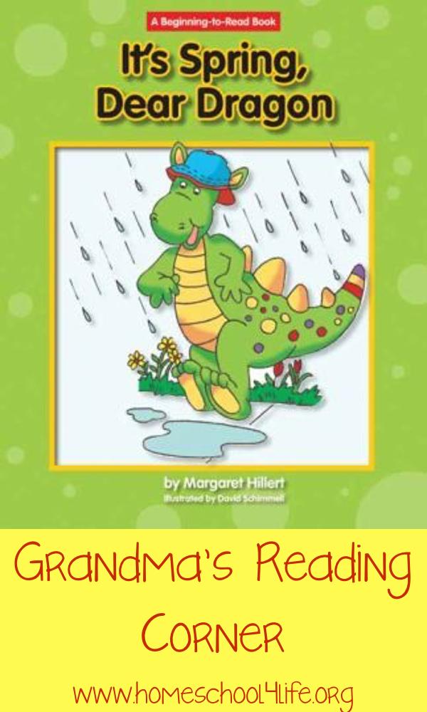 It's Spring, Dear Dragon Grandma's Reading Corner