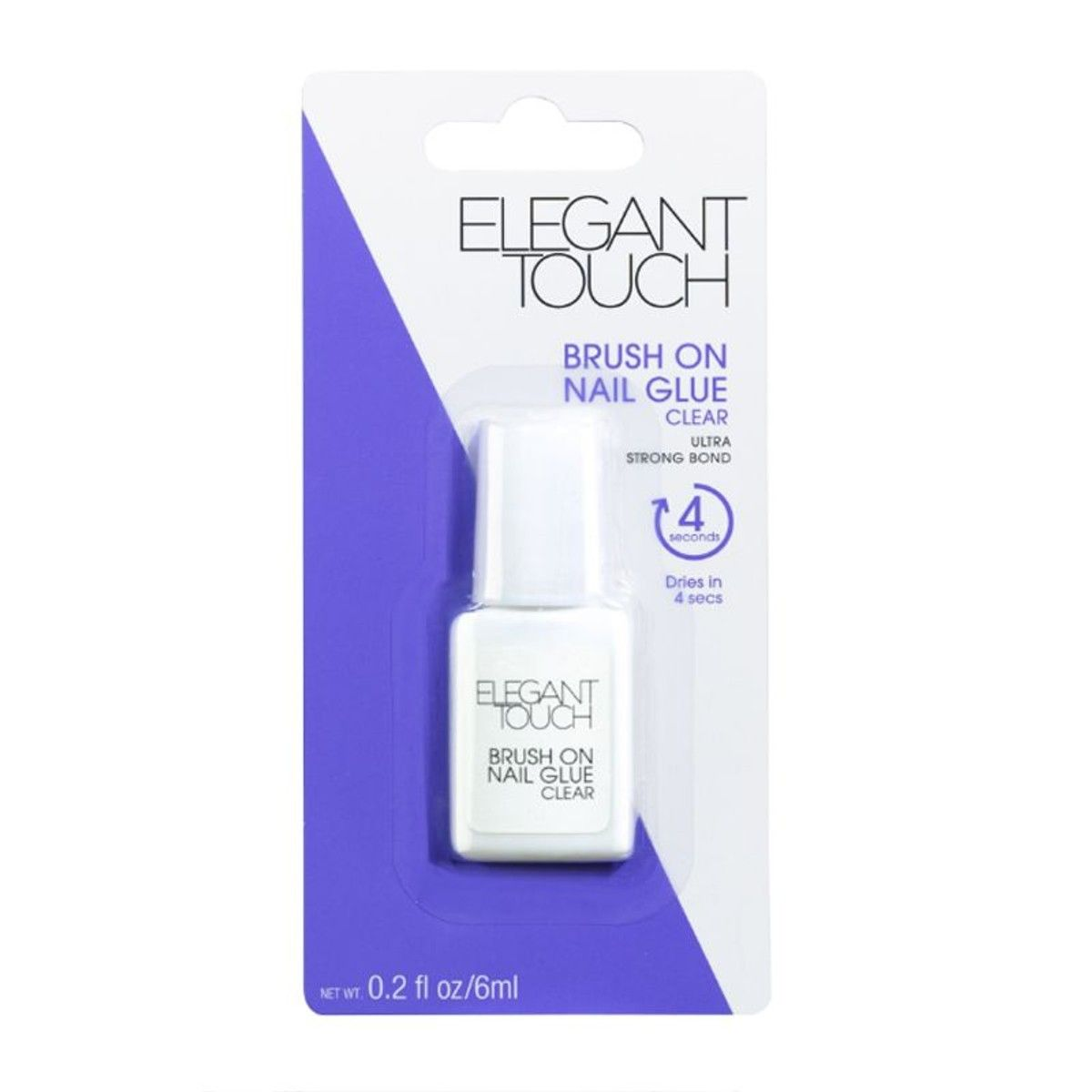 Colle À Faux Ongles 6ml – Taille : Taille Unique