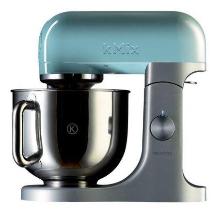 Kenwood kMix KMX53 Stand Mixer, Candy Blue (Amazon.co.uk Exclusive ...