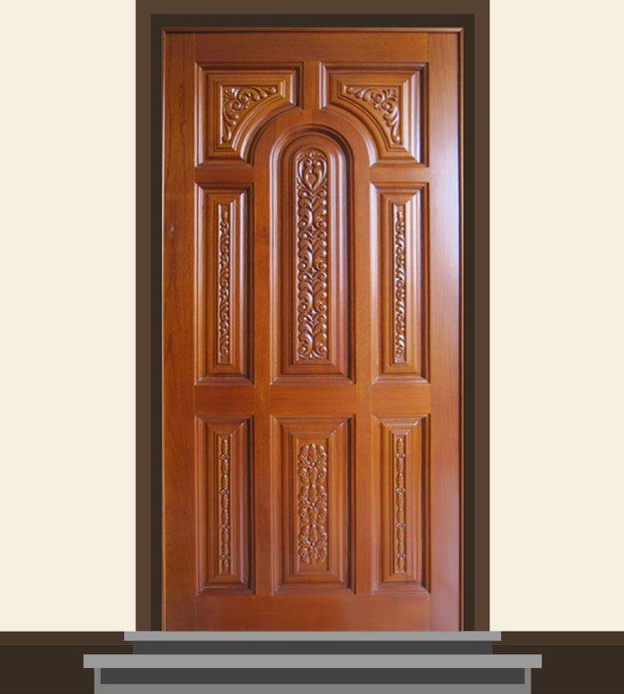 Resultado de imagen para tallados en madera puertas for Modelos de puertas de madera para puerta principal