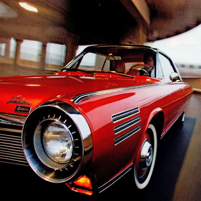 The Chrysler Turbine Was The First And Only Consumer Test