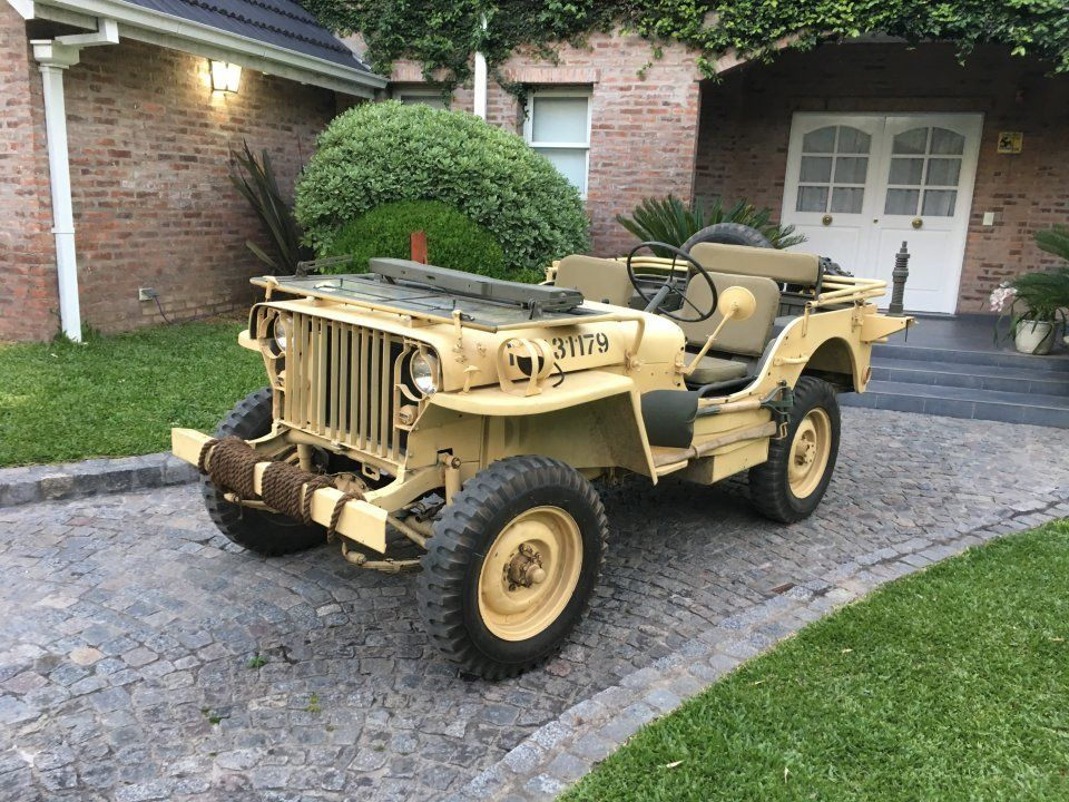 1942 Willys Mb Photo Submitted By Pablo Vilaro Willys Jeep Mahindra Jeep Willys Mb