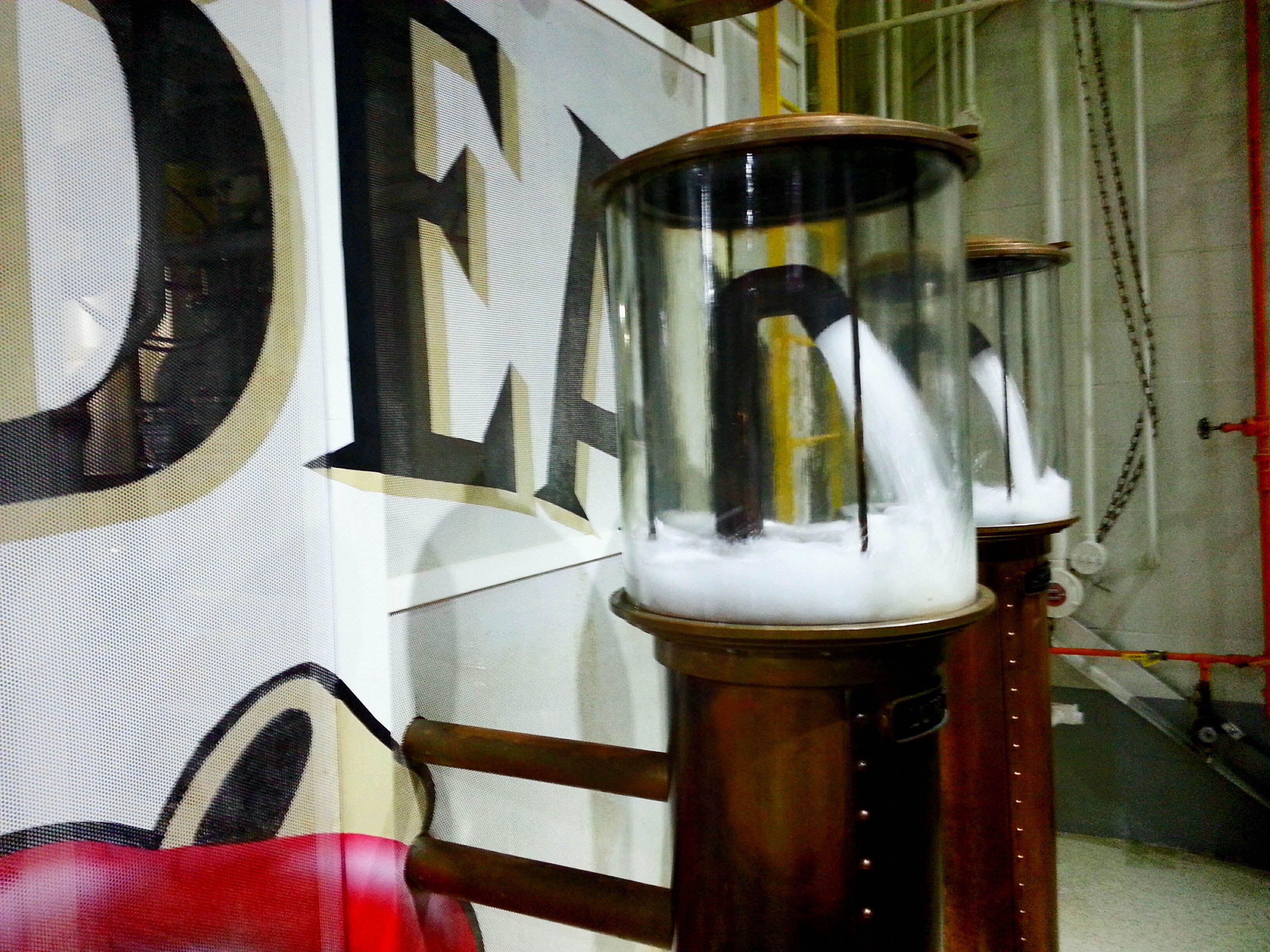 Collumn still at the Jim Beam American Stillhouse, photo by Keith Allison